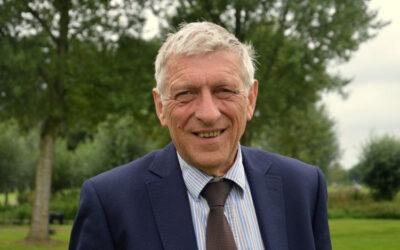 Jan Lassche met pensioen